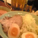 Marumenyaseisakujo - 冷やし坦々麺