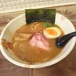 らぁ麺 よつば - しょうゆ らぁ麺650円