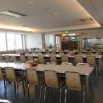 松山リハビリテーション病院 一般食堂 -