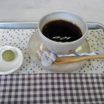 おかけや - ホットコーヒーです