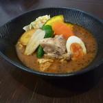 lavi - 豚のクリームマスタード煮to野菜カレー