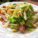 沖縄料理 がじゅまる - フーチャンプルー