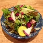 ヤサイ ホリ - ランチのサラダ