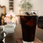 かのん - ドリンク写真:アイスコーヒー