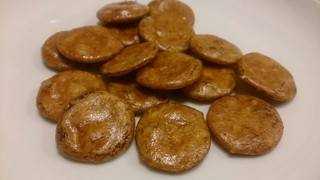 上州たぬきや - ソース煎餅