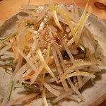 楓庵 - 大根サラダ