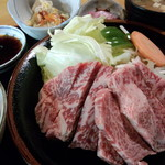 21910270 - 飛騨牛焼肉定食