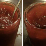 焼肉 まる喜 - コチュジャン使用前、使用後