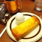 星乃珈琲店 - 料理写真:無料のモーニング