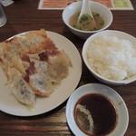 21912985 - キマグレ餃子定食
