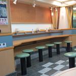 名代 富士そば - 店内は禁煙です。