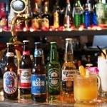 ラ・マハナ - 各種ビール取り揃えてます!