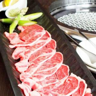 有牛では肉の鮮度にこだわってます。