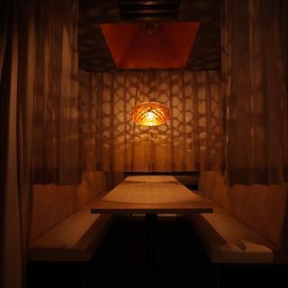 上質な店内☆宴会個室2〜20人様!