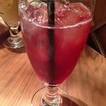 ラ ココリコ - 【飲物】山葡萄ジュース3.5点