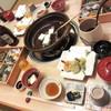 嵐楼閣 - 料理写真:夕食(湯豆腐に京料理)