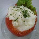 はらぺこ - トマトサラダ・180円