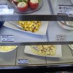 はらぺこ - サラダ類は彩り綺麗