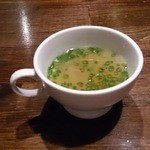 桜屋 - スープ