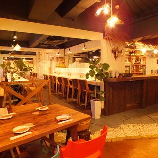 恵比寿 ガパオ食堂