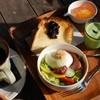 ログカフェ コットンタイム - 料理写真:モーニング