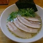 らーめん 空王士 - チャーシュー麺