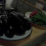 なぎ - 野菜盛り