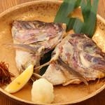 ロジエ - 本日のお魚。 塩焼き or 煮付