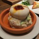アガリコオリエンタルビストロ - メガマッシュポテトサラダ(480円)