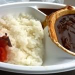 フジクック - 料理写真:ハヤシライス