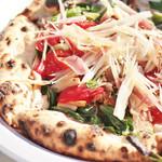 21926547 - Pizza 大和 (1500円) シェフェスタ2013 限定メニュー'13 10月上旬