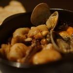 めしバル ACT - 魚介アヒージョ