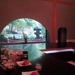 仙郷 - 食事用の個室