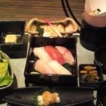 季彩 かがり - 寿司御膳