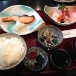 たらふく  - 焼き魚ランチ
