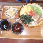 21930500 - 【2013年10月】そば大(三枚肉入り)400円
