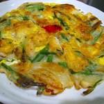 韓国料理 ハンス - 海鮮チヂミ