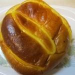 阪急ベーカリー&カフェ - 2013.10 クリームパン
