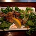 八津波 - 牡蠣バター