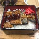 鮒宿 - さんま蒲焼丼