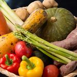 壱岐牛焼肉 みやま - 潮風を浴びて元気に育った壱岐の野菜