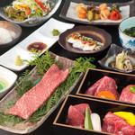 壱岐牛焼肉 みやま - ある日のおまかせコース
