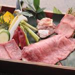 五大 - 美味しい『蕎麦』だけでなく、新鮮な食材を楽しめる『炭火焼』も