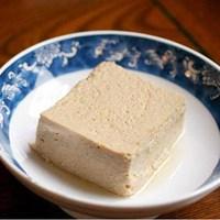 森瀧 - 「カニみそ豆腐」 自家製のカニみそ豆腐です。 カニみそをたっぷり使って作っているので、お客様においしい!と大好評!カニをたくさん仕入れた時にしか出来ない一品です。