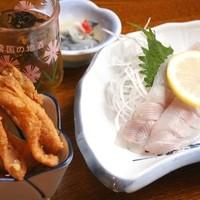 森瀧 - 珍味 岩魚セット
