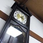 花水木 - 時を告げる柱時計
