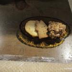 あくびカフェー - ある日のお菓子