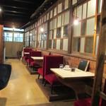 あくびカフェー - 店内①