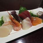 海の音 - 料理写真:刺身七種盛り