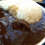 Sumibiyakinikuyamato - アップ☆黒毛和牛カレー